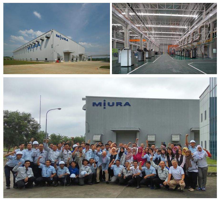Miura Indonesia Factory